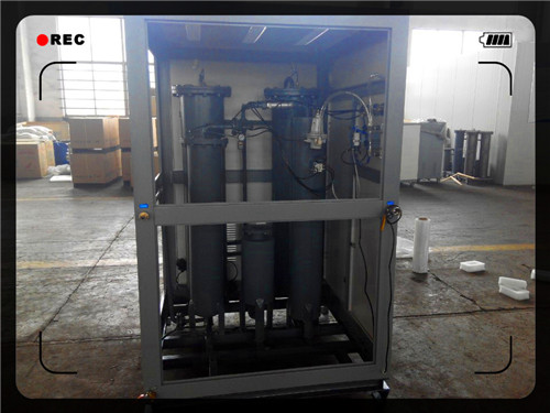 Coffee Bean Packing Nitrogen Food Storage Equipment Used Small Nitrogen Generator Box Style
